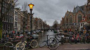 Amsterdam – druga Wenecja Europy